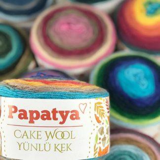 Papatya Cake Wool