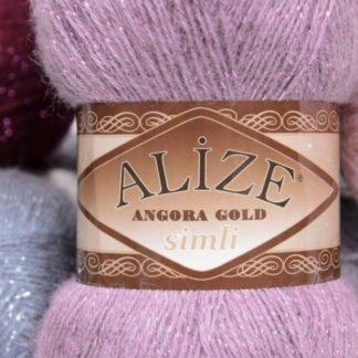 Angora Gold Simli