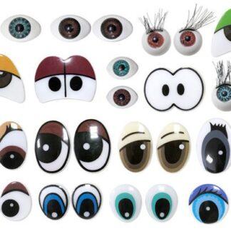 Глазки (фурнитура для игрушек)
